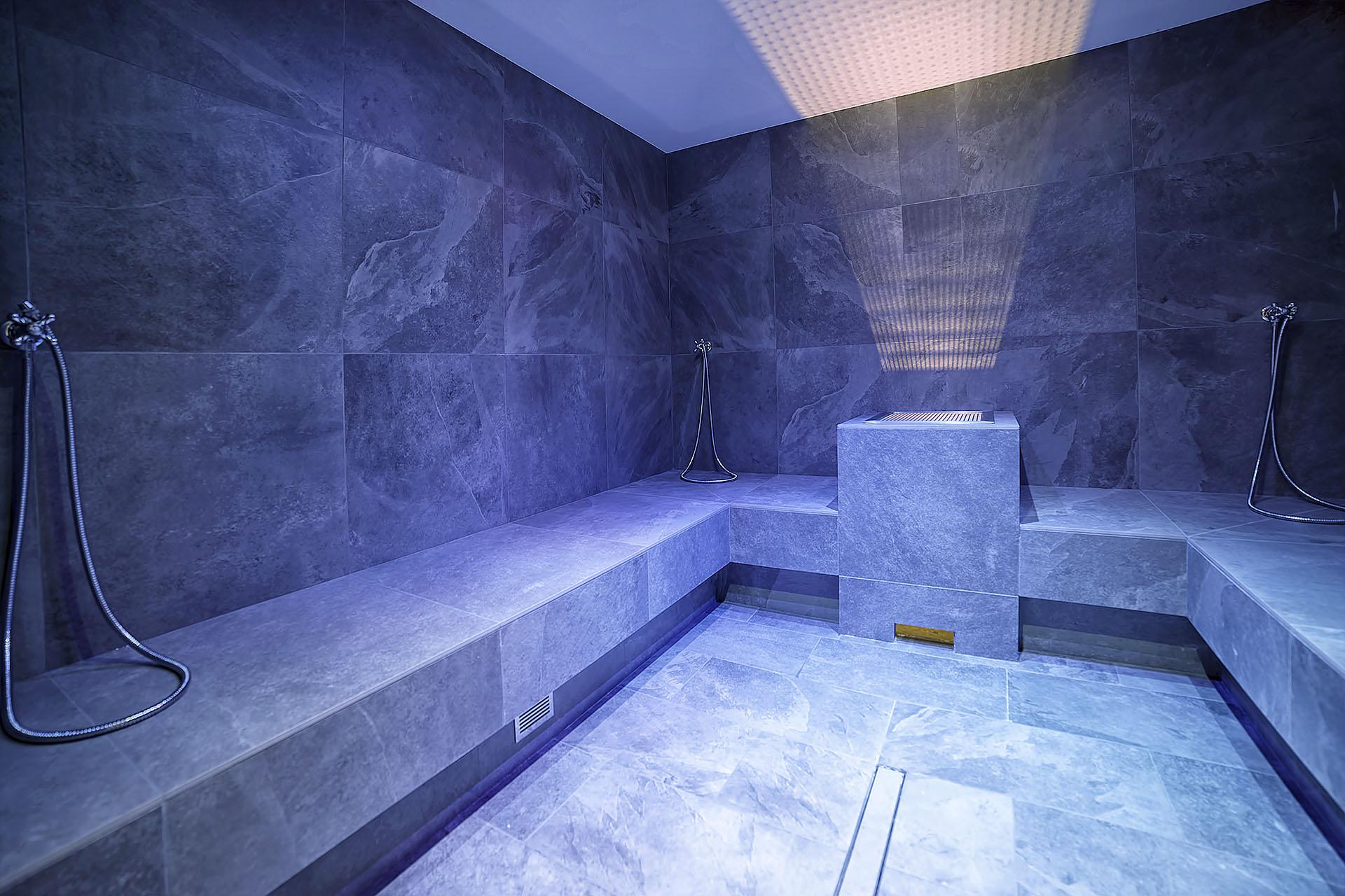 TURKISH BATH <br> HOTEL REGENT'S - ANDALO