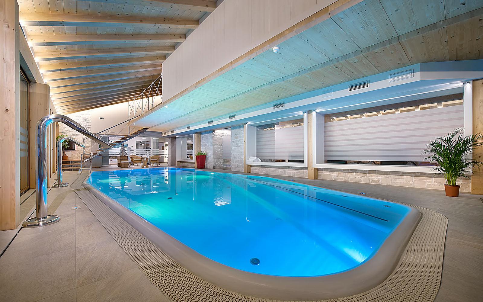 POOL <br>HOTEL AL BIVIO - LIVIGNO