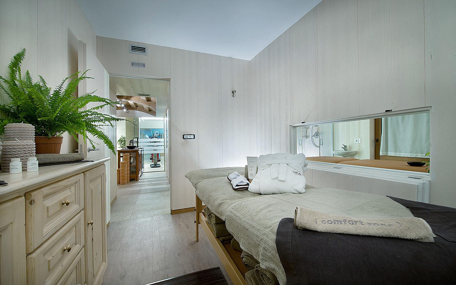 BEAUTY TREATMENTS <br>HOTEL AL BIVIO - LIVIGNO