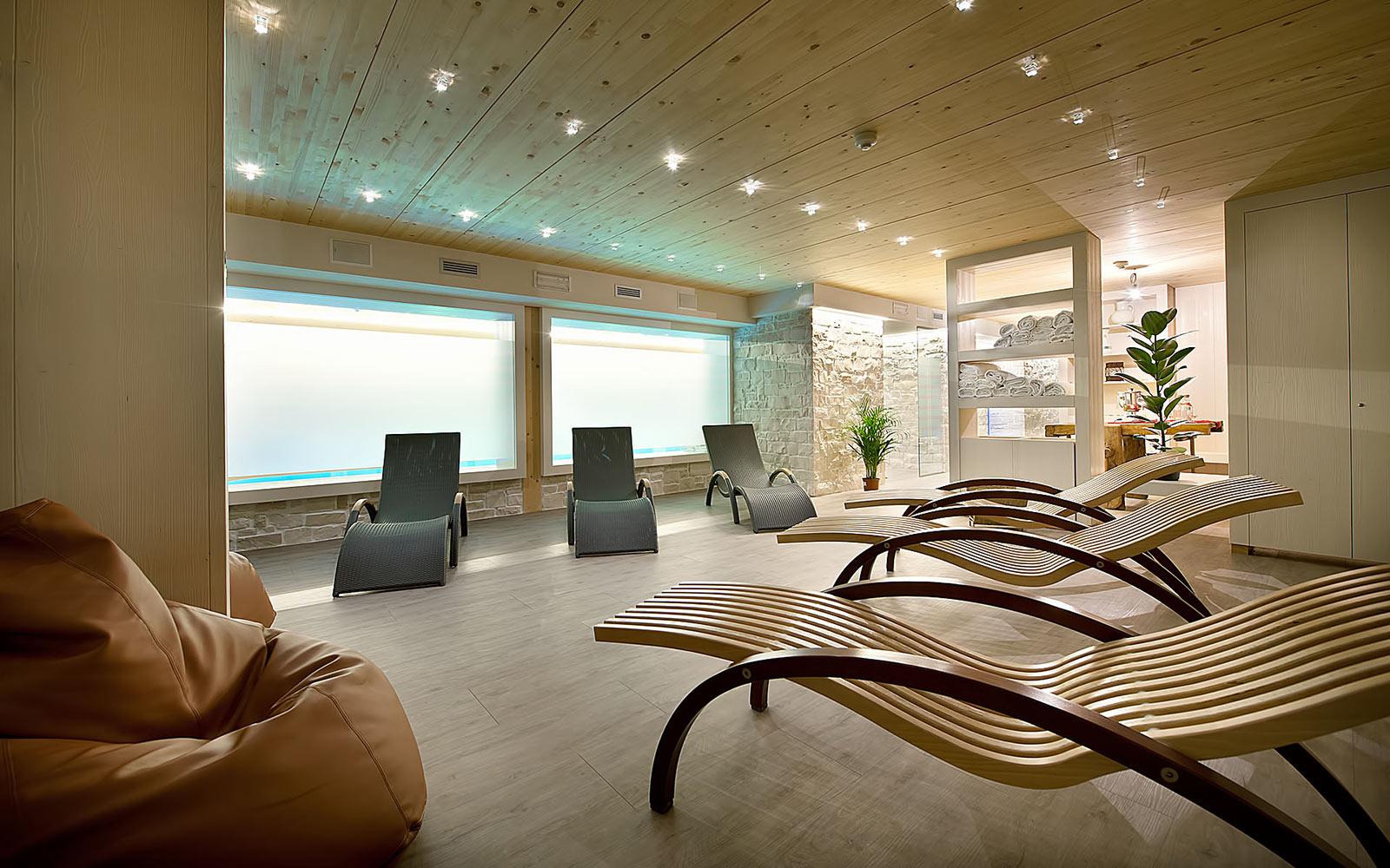 RELAX AREA <br>HOTEL AL BIVIO - LIVIGNO