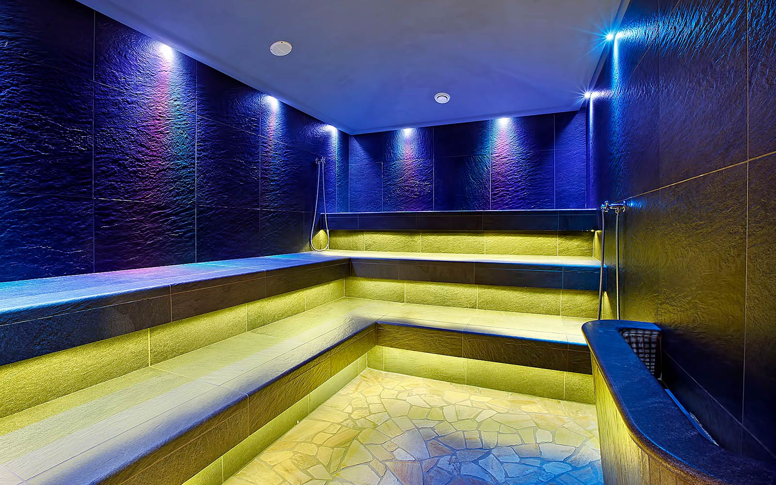 TURKISH BATH<br>HOTEL ARNIKA - SAN PELLEGRINO