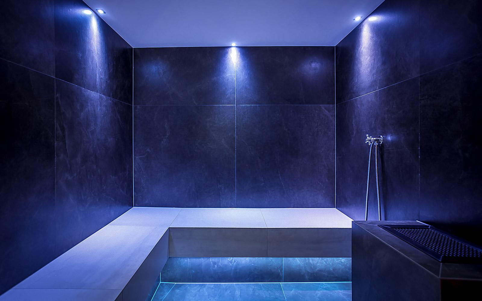 TURKISH BATH <br>HOTEL LA BERCIA - LA VILLA